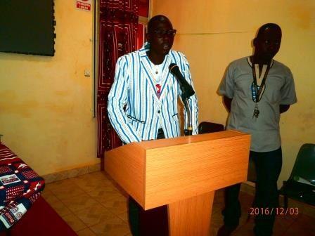 La place et l'avenir du livre au Burkina