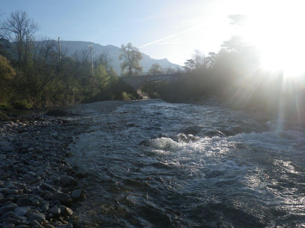 Deux journées de pêche , deux endroits et un même constat .....