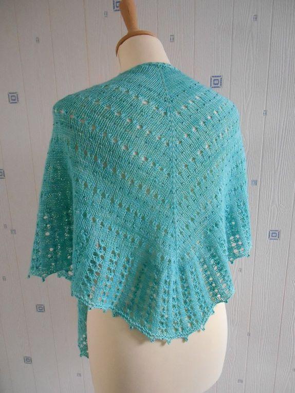 Candlelit shawl