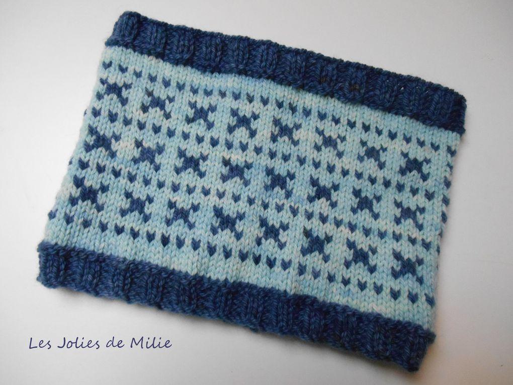 *Bleu d'hiver*