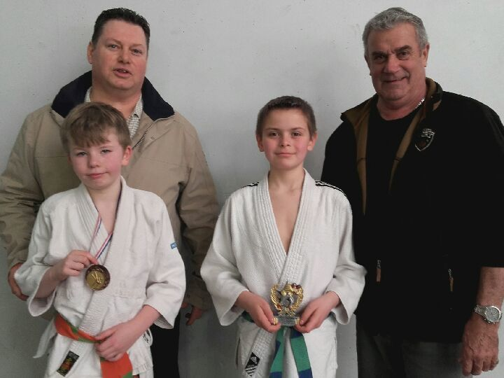 Rencontre interclubs du Judo Club de Bertry le 12/03/16