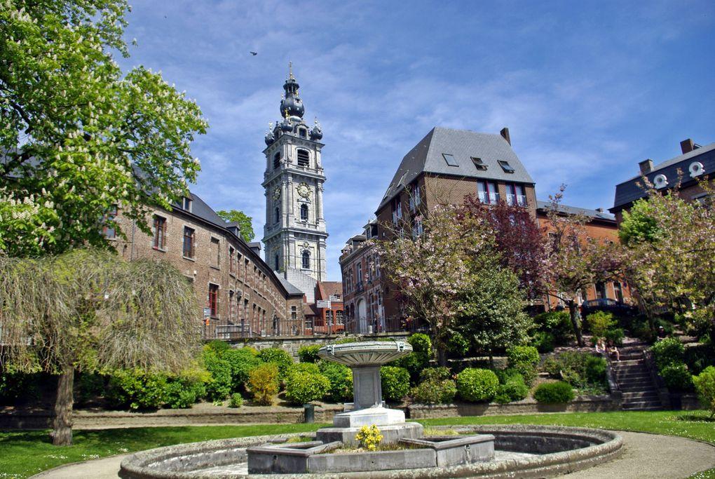 Mons capitale européenne de la culture 2015.