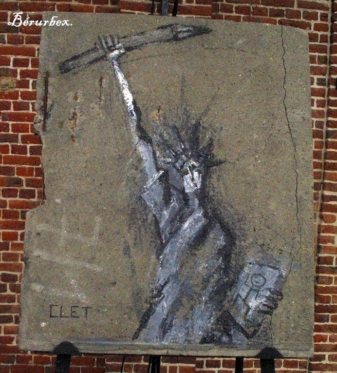 Exposition art et liberté au domaine de Luchin.
