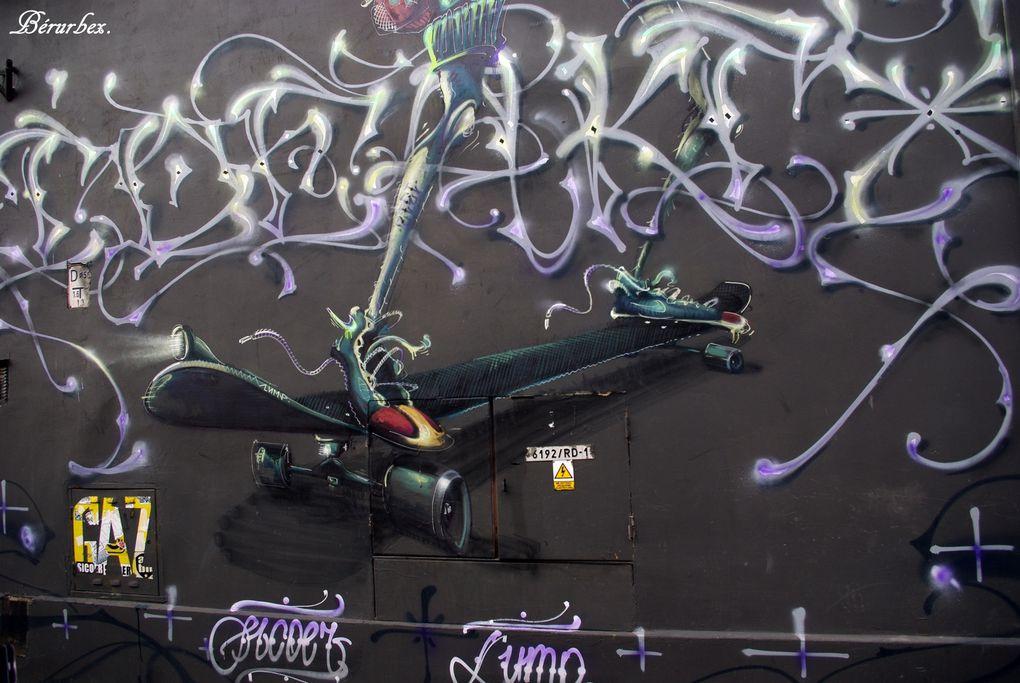 Street art in Krakow.