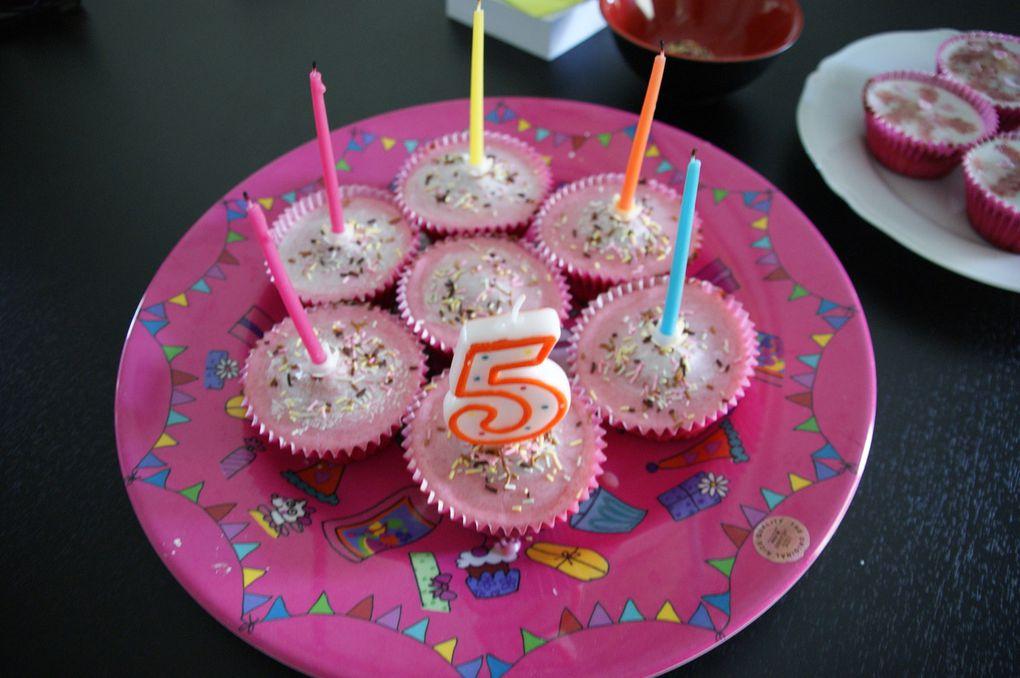 Mon super 5ème anniversaire !