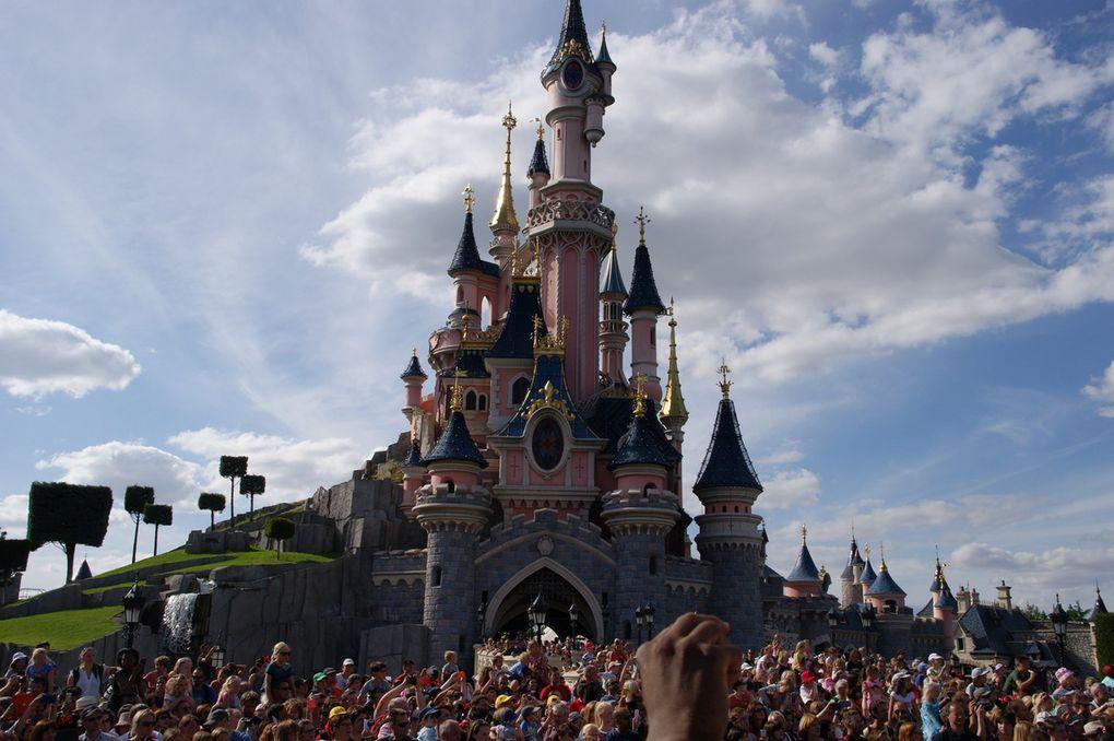 Vacances à Disneyland et Paris