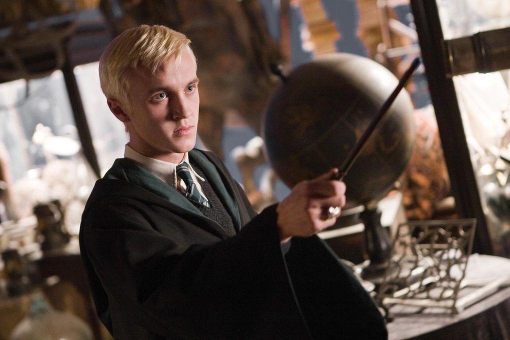 Un petit lot des acteurs que j'ai le plus apprécié tout films HP confondus