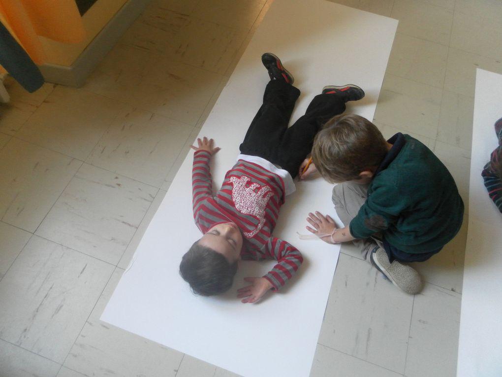 A la manière de Fernand Léger...