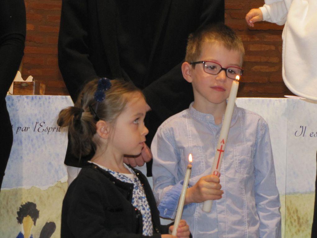 Adèle et Camille, nos deux nouvelles petites soeurs en Jésus