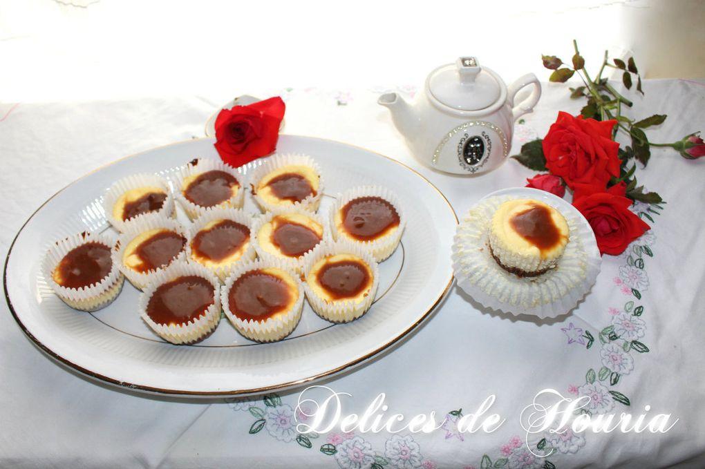 Cheesecake Cups au caramel