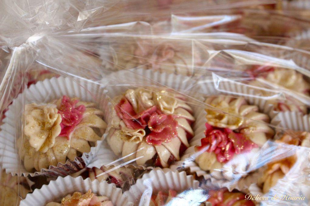 Mes gâteaux pour mon 1er vrai mariage