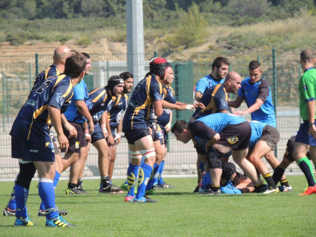 Rugby istres / rca (réserve)