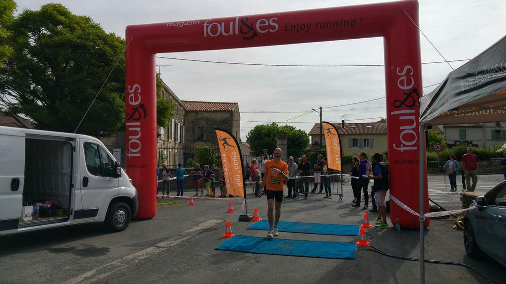 Résultats 14 et 25km des Chemins du Roy 2016