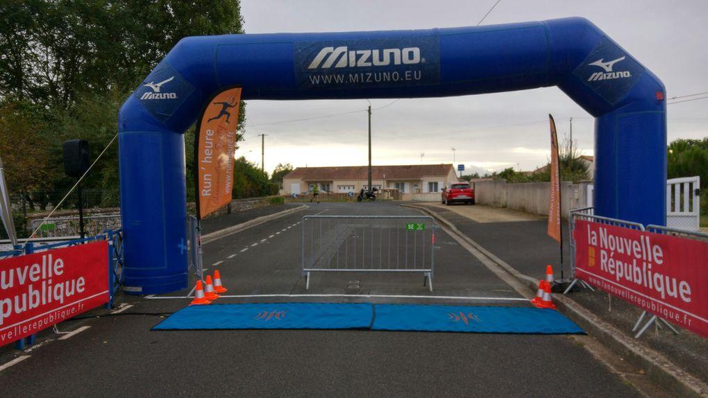 Résultats 10km de Niort Surimeau 2016