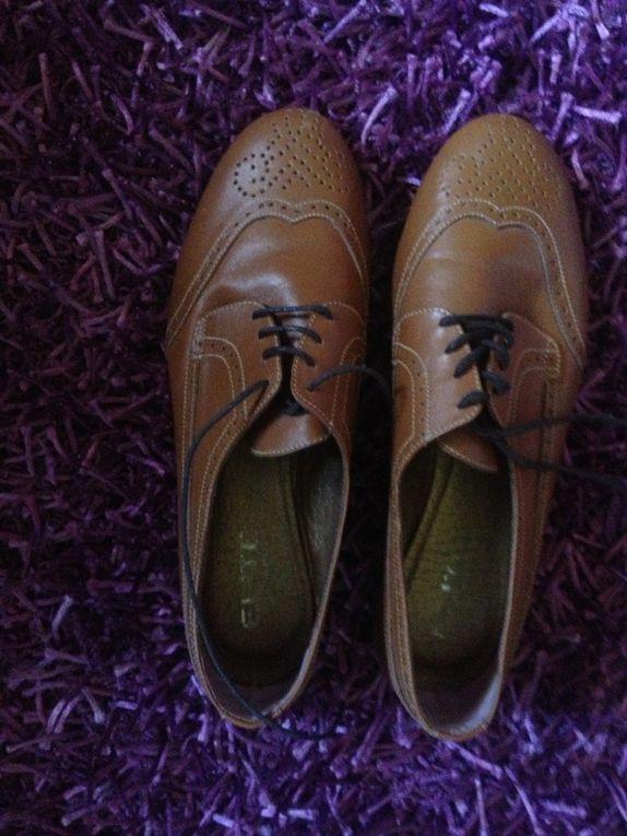 Haul vêtements et chaussures
