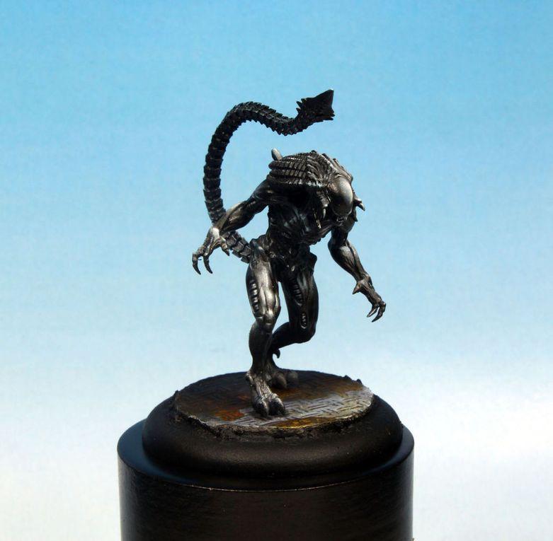 Commission: Alien Vs Predator