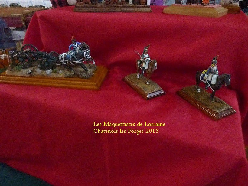 EXPOSITION CHATENOIS les FORGES 2015