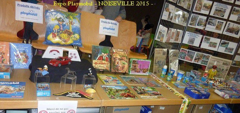 Expo PLAYMOBIL a NOISSEVILLE