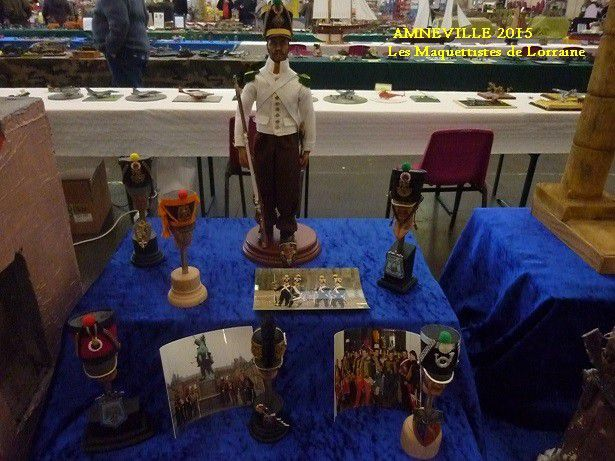 EXPOSITIONS MAQUETTES - AMNEVILLE 2015 -