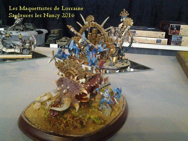 Exposition a SAULXURES LES NANCY - 2016 - 2 ième partie -
