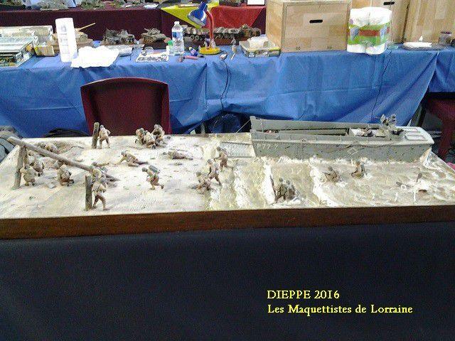 EXPOSITION de DIEPPE 2016 - partie 2-