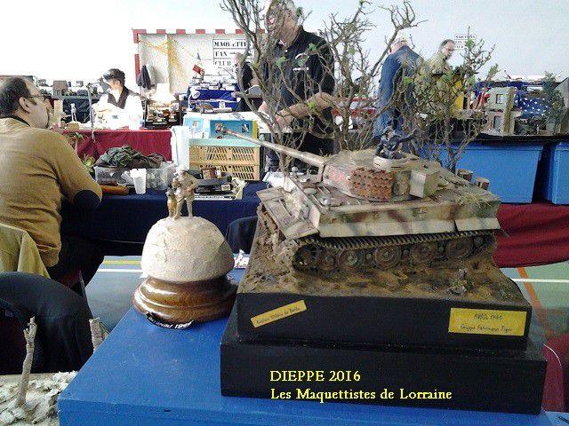 EXPOSITION de DIEPPE 2016 - dernière partie -