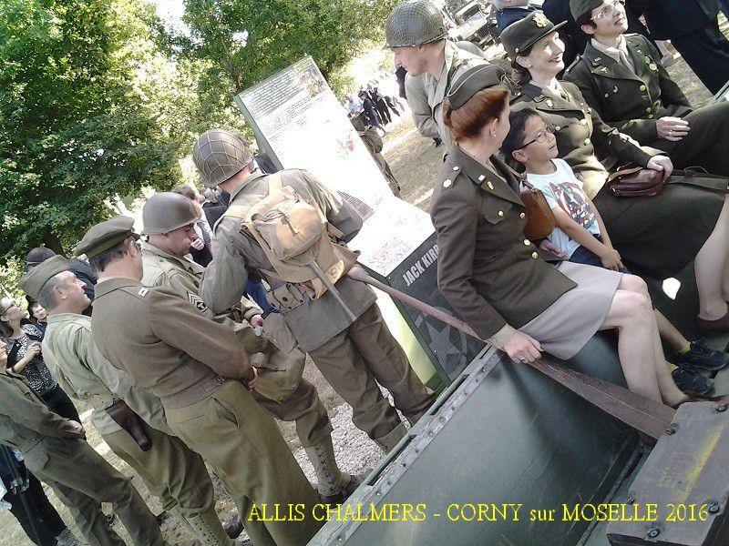 CORNY sur MOSELLE - JACK KIRBY 2016 -