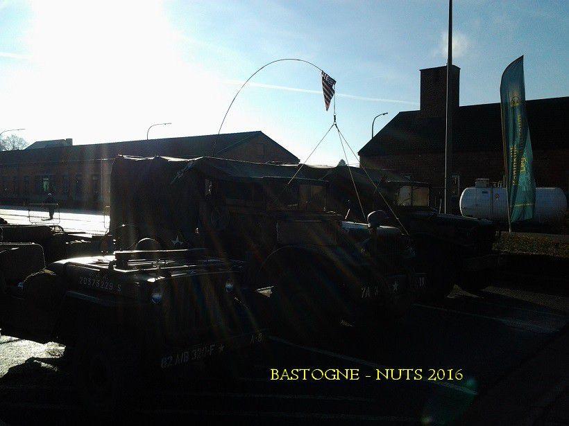 BASTOGNE - NUTS DAY 2016 - 1 ère partie -