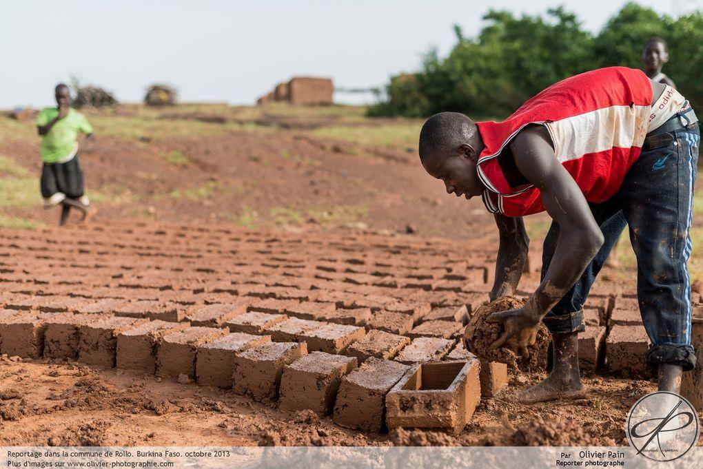Photographe de reportage dans le domaine de l'aide au développement et de la solidarité internationale