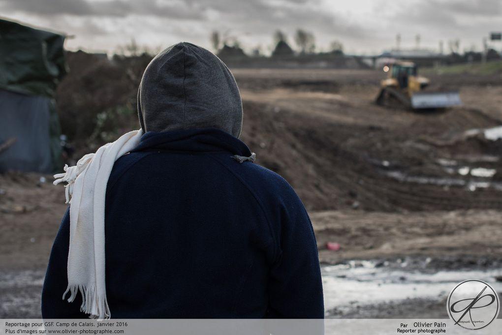 Photographe de reportage humanitaire