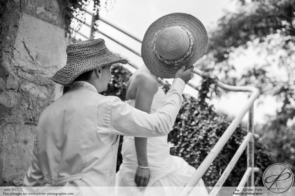 Photographe de mariage à Tours.