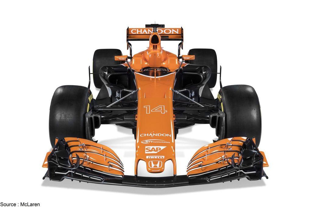 Retour aux sources pour McLaren