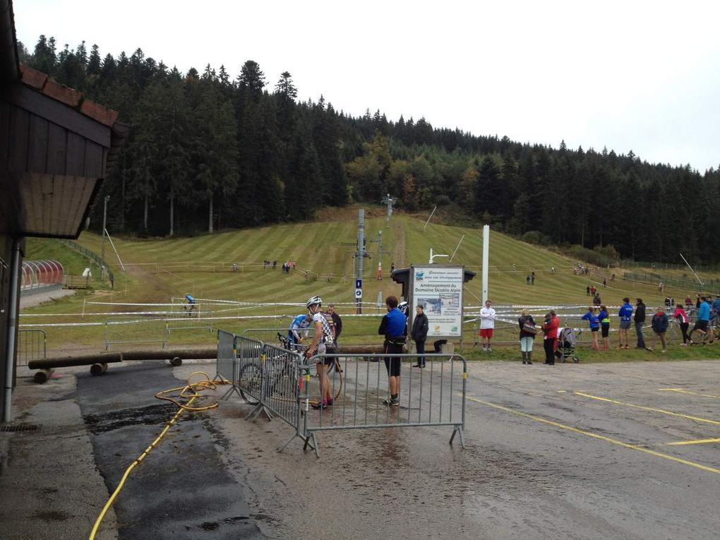 Cyclo-cross de Gérardmer Acte I