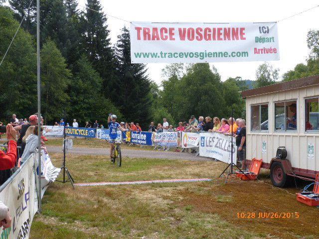 Photos de la Trace Vosgienne VTT 2015
