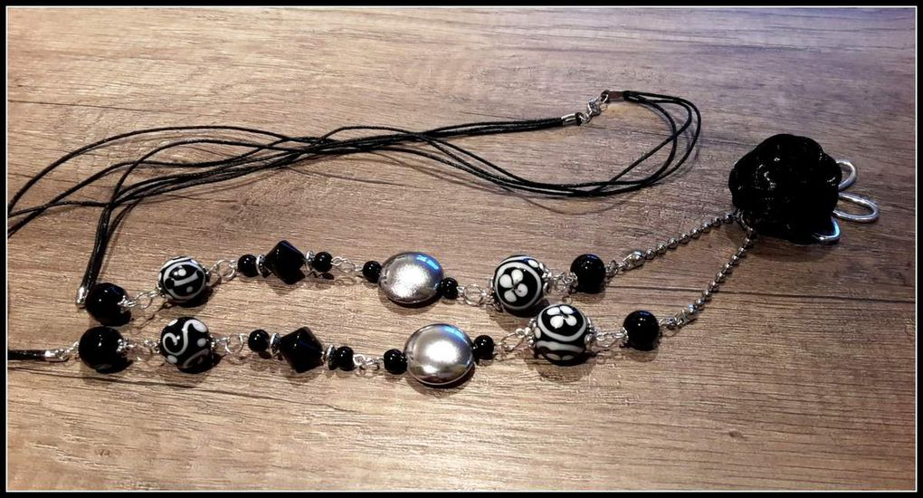 collection de colliers 2016 Fantasy Bijoux