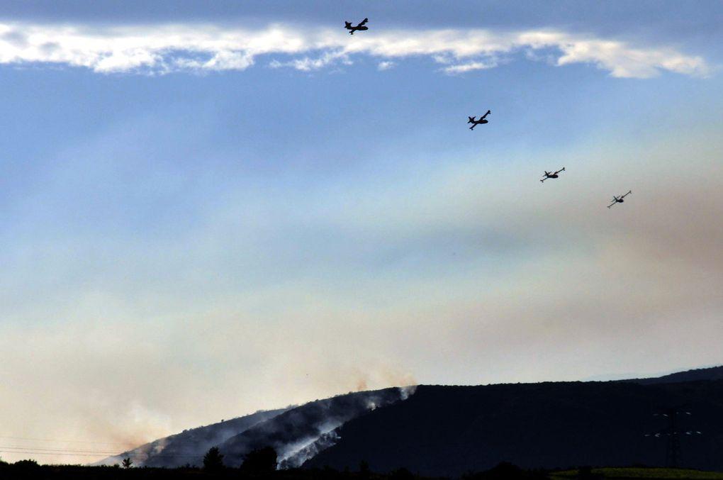 Diaporama feu du 21 juin 2016