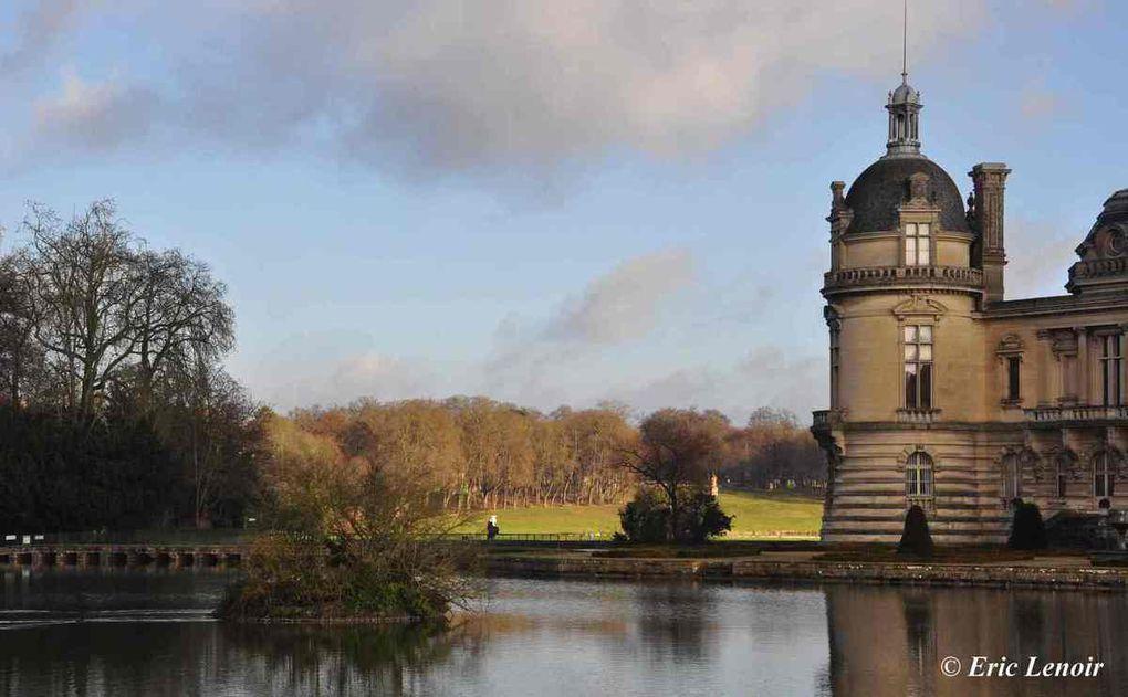 Les journées des plantes de Courson déménagent à Chantilly, ce sera l'occasion de découvrir ce parc immense regroupant plusieurs types de jardins
