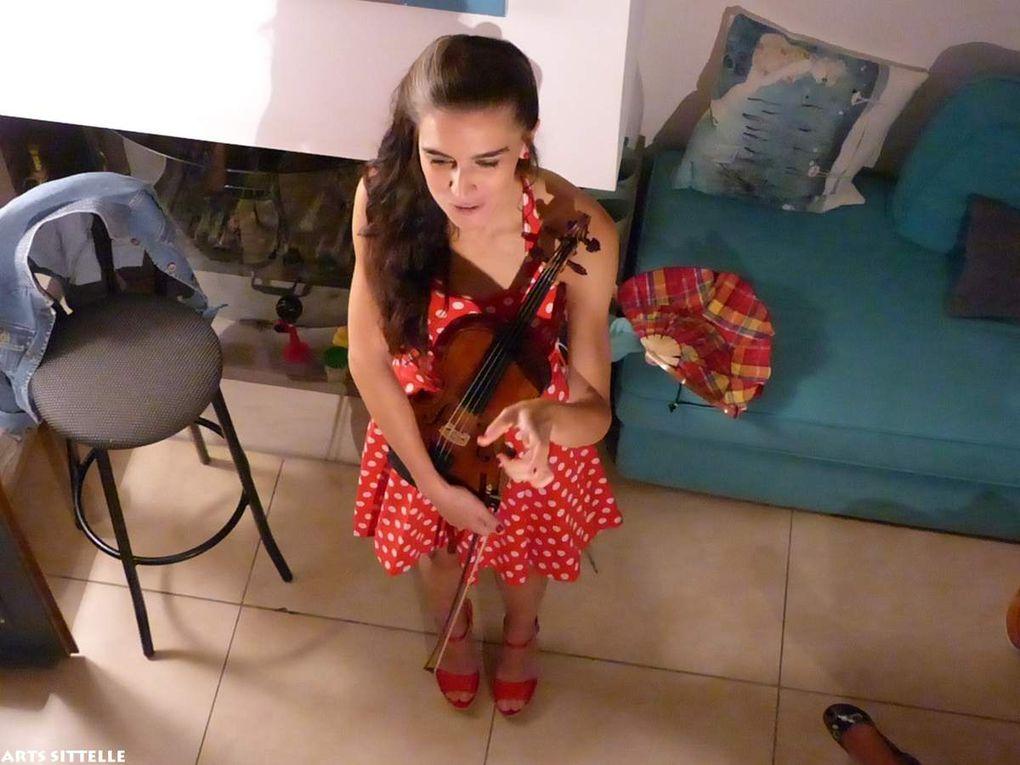 Soirée musicale avec Agnès Pelé