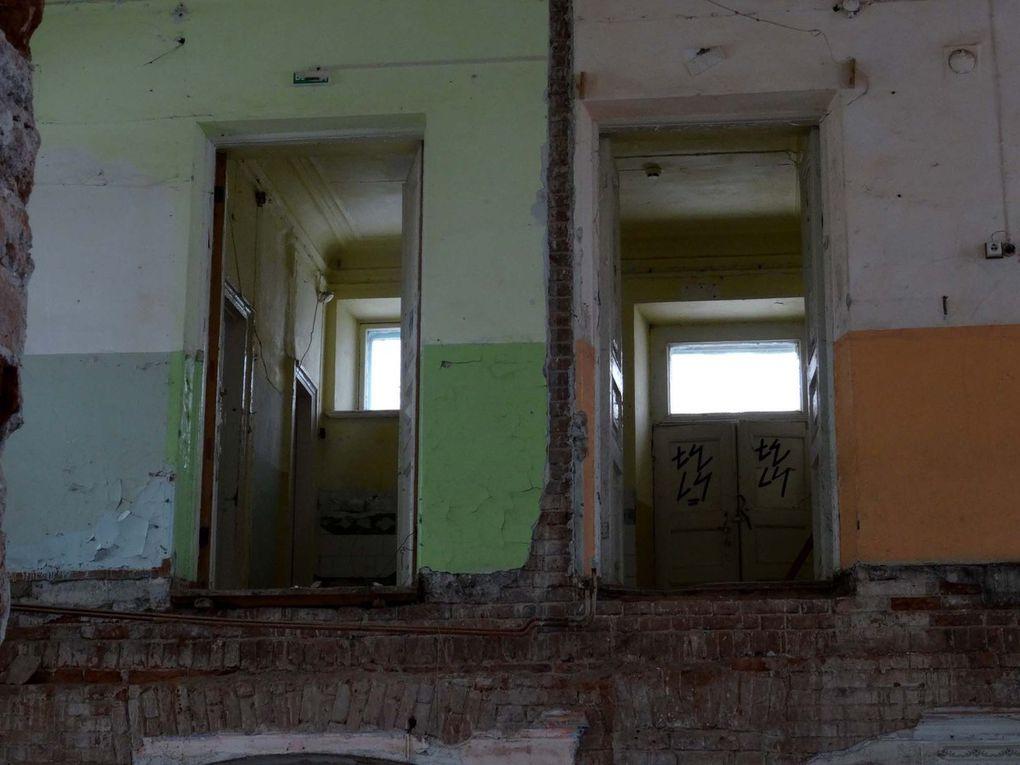 L'ancienne Maison des enfants de Kungur....