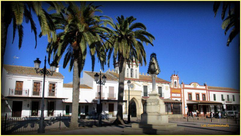 EL ROCIO ...Andalousie...