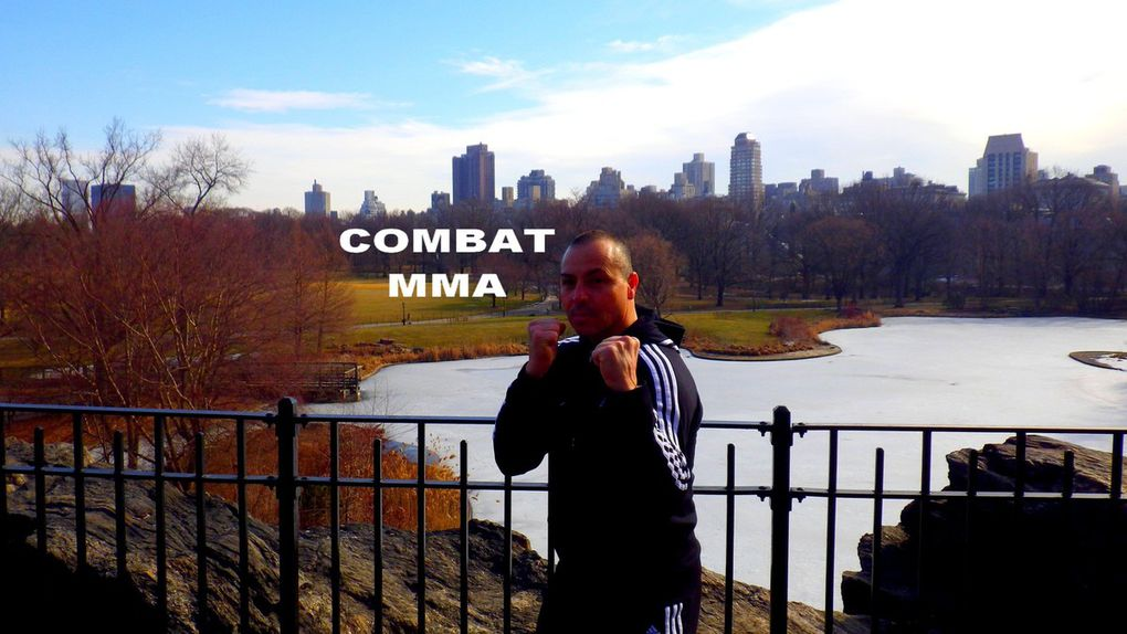 COURS DE BOXE - FULL-CONTACT - COMBAT - MMA  - SELF-DEFENSE