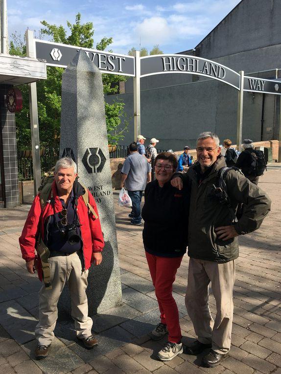 West Highland Way - Day 1.