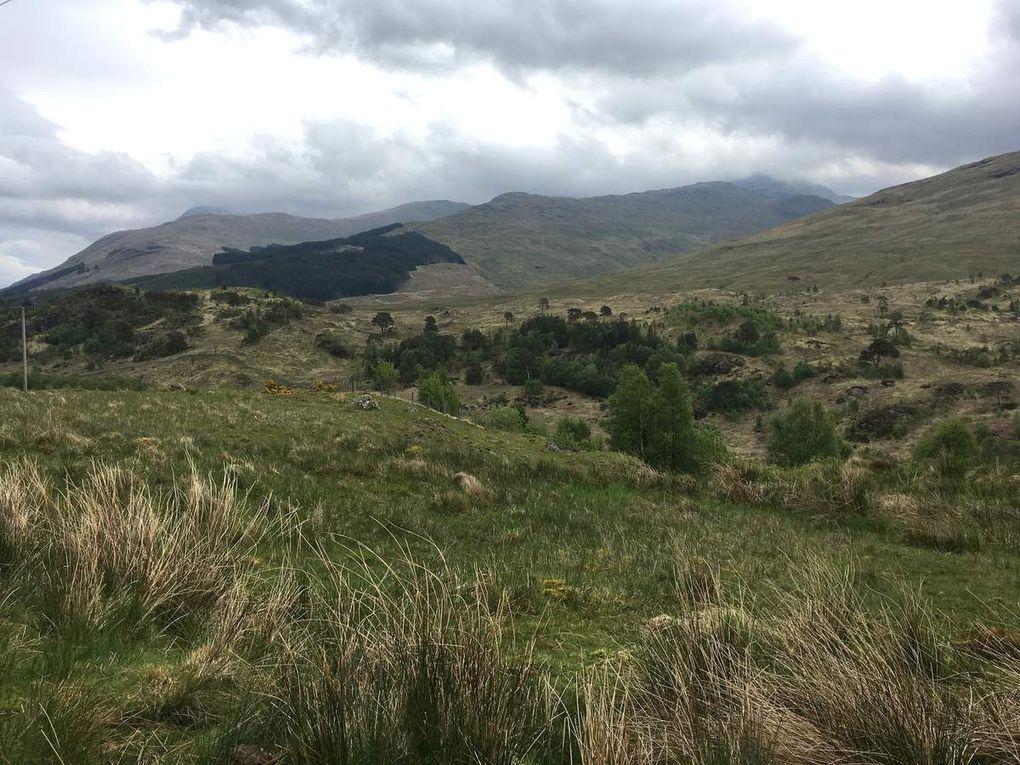 West Highland Way - Day 4.