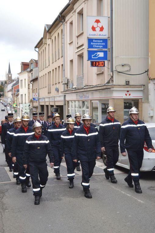 Sainte-Barbe des Sapeurs-Pompiers 2016 d'Algrange (2)