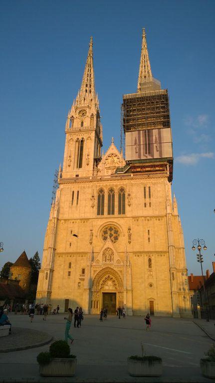 Road-Trip en Croatie - Etape 1 : Paris - Zagreb