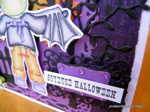 Carte Halloween..
