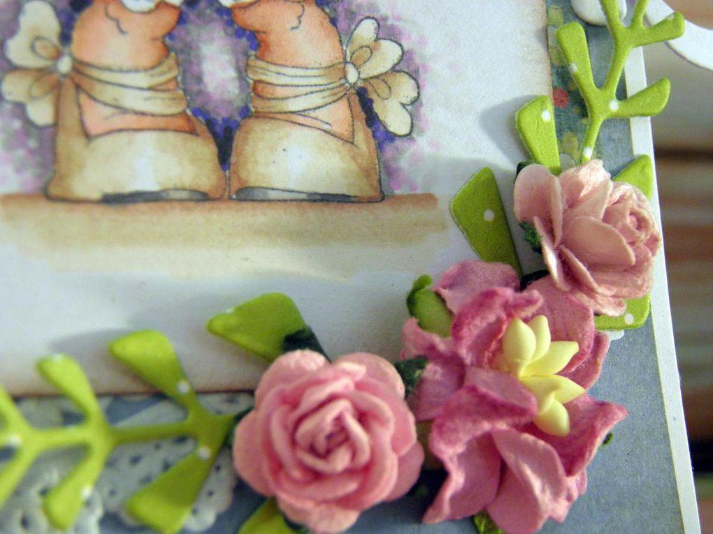 Carte &quot&#x3B;joyeux anniversaire&quot&#x3B;