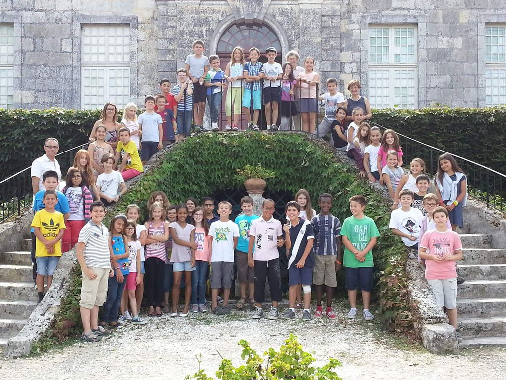 Sortie au château de Trenqueléon