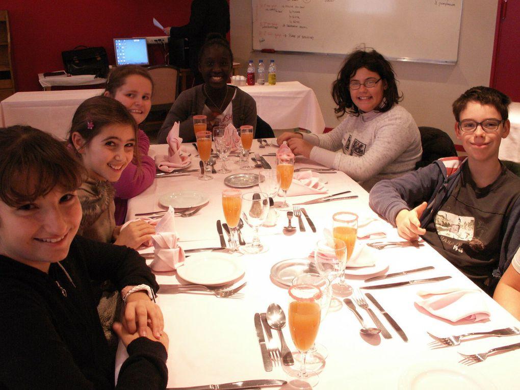 De &quot&#x3B;jeunes cuisiniers&quot&#x3B; au Lycée!