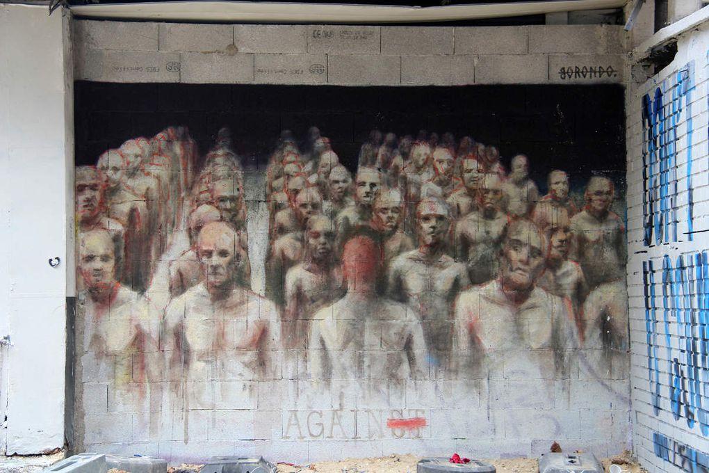 Tour 13 : l'expo monstre du street art